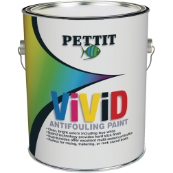 Vivid Bright Color Antifouling - with Clean-Core Technology