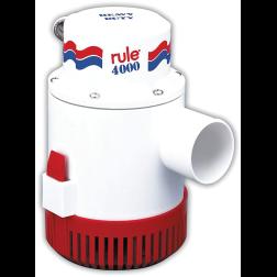 4000 GPH Bilge Pump - Non-Automatic Models