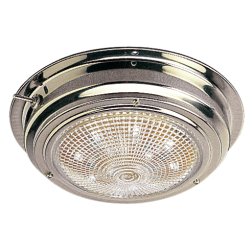 "Sea-Dog Line 5"" LED Stainless Steel Dome Lights"