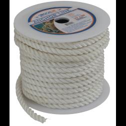 Bulk Cordage - 3-Strand Twisted Nylon Anchor or Dock Rope