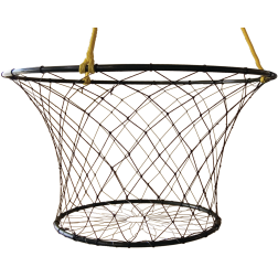 Crab Net / Ring Deluxe with Harness & Rope