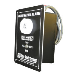 Ultra Safety Systems Ultra High Bilge Water Alarm