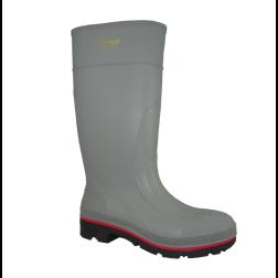 XTR Gray Max Plain Toe Boot