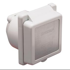 Standard Plastic 30 Amp 125V Easy-Lock™ Shore Power Inlet