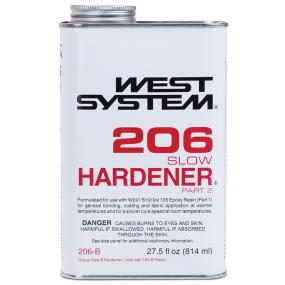 0.86QT SLOW EPOXY HARDENER