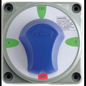Heavy-Duty Battery Selector Switch