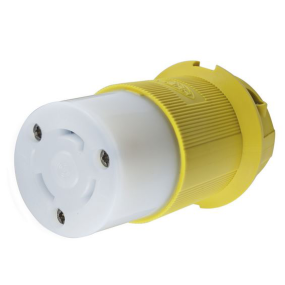 30 Amp 125 Volt Twist-Lock® Plug & Connector