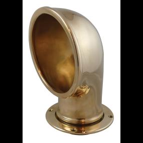 Davey & Co. Bronze Round Cowl Vents