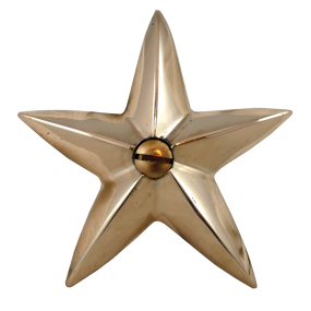 Bronze Good Fortune Stars