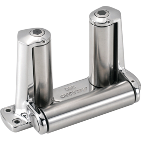 Deck End Roller - Stainless Steel