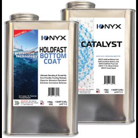 Ionyx T4 Bottom Coat - 2 Quart Kit - Parts A & B
