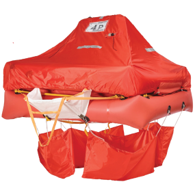 Iso Liferaft - Low Profife - 24 Hours or Less