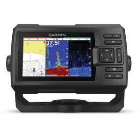 "Striker Plus 5cv - 5"" GPS Fishfinder with Two CHIRP Sonars & Transducer"