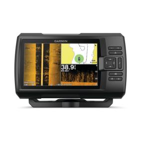 "Striker Plus 7sv - 7"" GPS Fishfinder with Three CHIRP Sonars & Transducer"