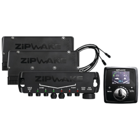 Zipwake Dynamic Trim Control System - Straight Interceptor Complete Kits