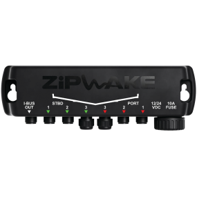 Zipwake Distribution Unit - with 4 m Cable