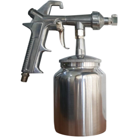 Small Application Spray Gun Kit