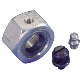 Lube II: Steering Rod Lubricating Nut & Seal