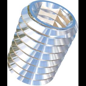 Inserts - Threaded - Grade 5 Titanium