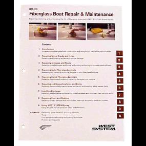 Fiberglass Boat Repair & Maintenance
