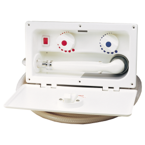 300-S Series - Tuck Away Transom Showers