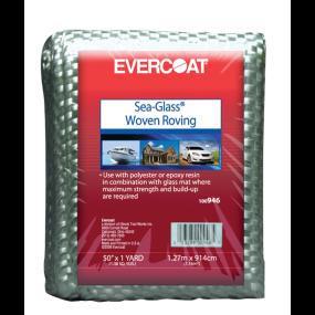 Sea-Glass Woven Roving Fabric