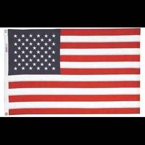 Bulldog® Cotton Outdoor U.S. Flag