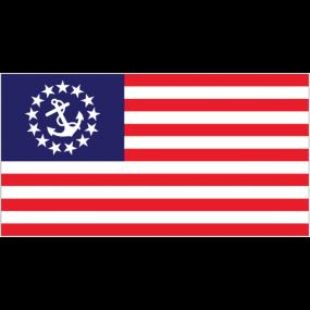 U.S. Yacht Ensign