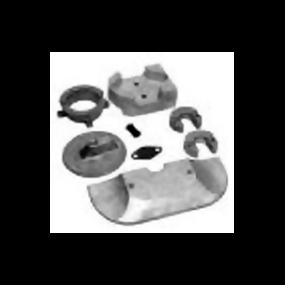 Alpha 1 Gen II Anode Kit - Aluminum