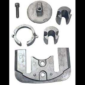 Bravo 1 Anode Kit - Aluminum