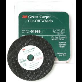 3M™ Green Corps™ Cut-Off Wheels