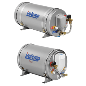Isotherm Electric/Engine Water Heaters