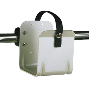 Rail Mount Horseshoe Buoy Bracket