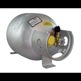 Aluminum Propane Cylinders - Horizontal