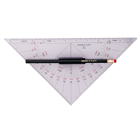 Protractor Triangle with Handle