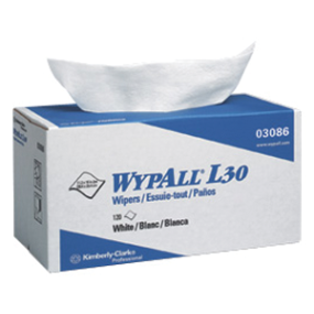 WypAll L30 Paper Wipers