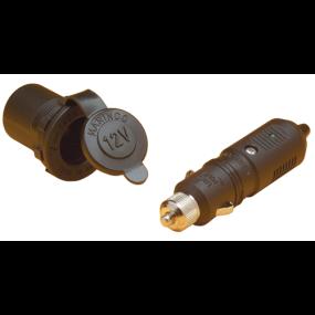 SeaLink 12 Volt Receptacle and Plug