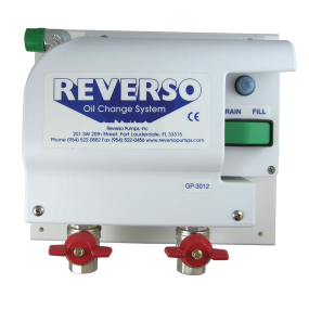 Model GP3010 Series Oil Change System
