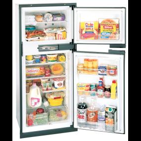 N800⁄N600 Refrigerator/Freezer LPG 120 VAC-12 VDC