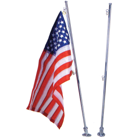 Flag Poles & Socket Sets