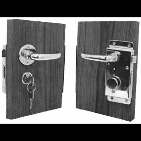 Rim Door Lock Set