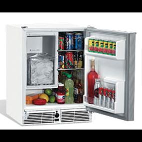 Origins - Combo™ Ice Maker/Refrigerator - Frost-Free