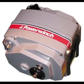 Model 912 - 10,000 lb Electric Trailer Winch