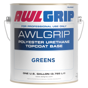 Awlgrip Topcoat Base - Greens