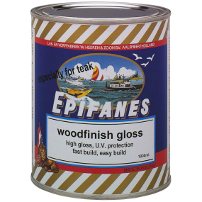 Wood Finish - Gloss