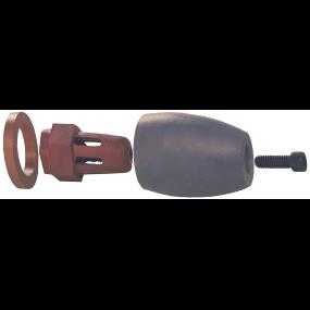 Propeller Nut Anodes - Zinc