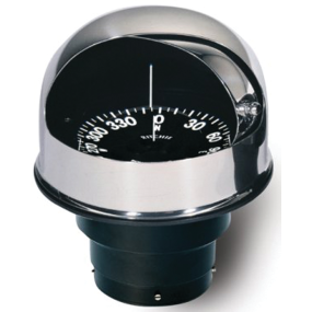 "Globemaster® Flush Mount Compasses - 5"" and 6"" Dials"