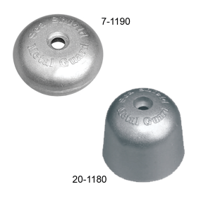Bowthruster Anodes - Zinc