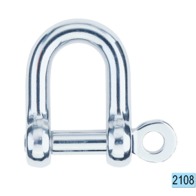 "Forged ""D"" Shackle"
