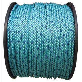 CWC Blue Steel 3-Strand Twisted Polypropylene